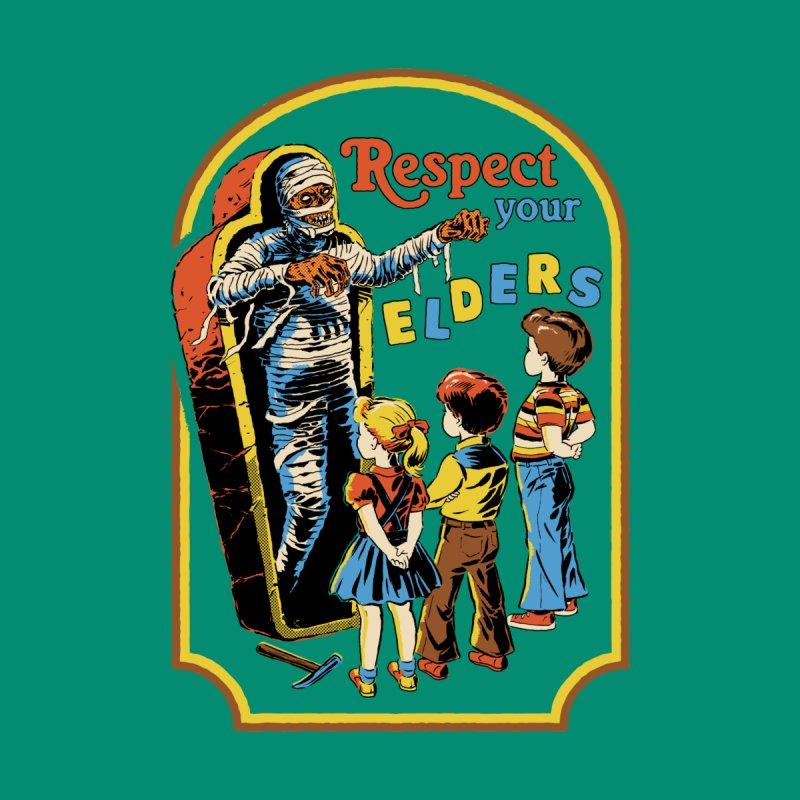 Respect Your Elders by Steven Rhodes