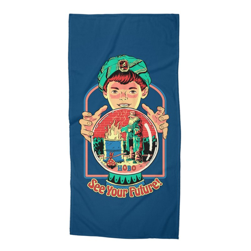 See Your Future! Accessories Beach Towel by Steven Rhodes