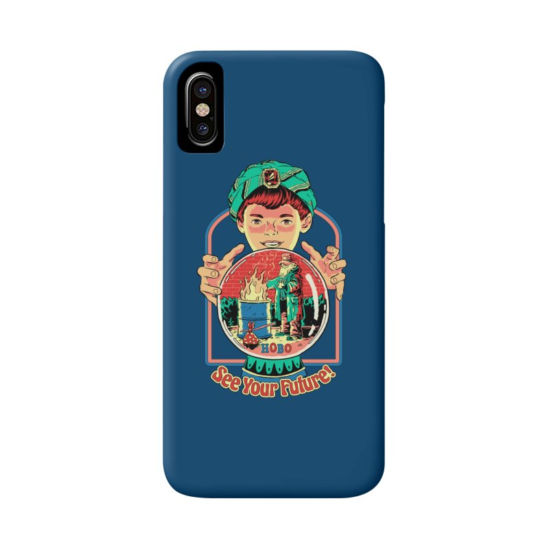 See Your Future! Accessories Phone Case by Steven Rhodes