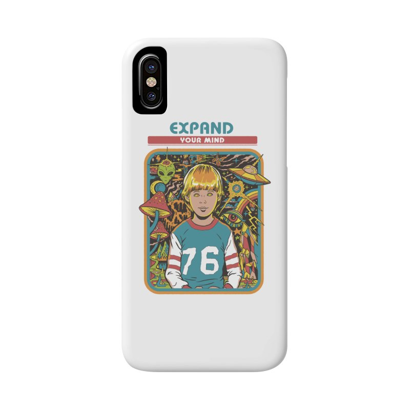 Expand Your Mind Accessories Phone Case by Steven Rhodes