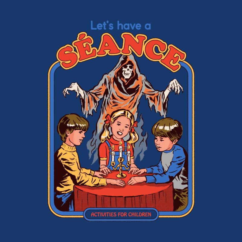 Let's Have a Seance Women's T-Shirt by Steven Rhodes