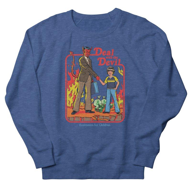 Deal with the Devil Men's Sweatshirt by Steven Rhodes