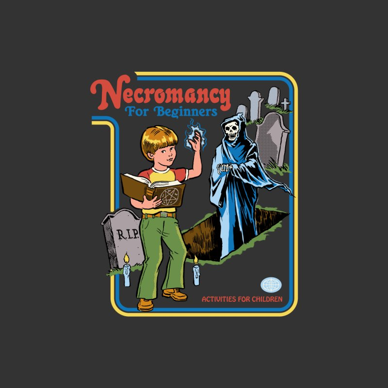 Necromancy for Beginners Accessories Water Bottle by Steven Rhodes