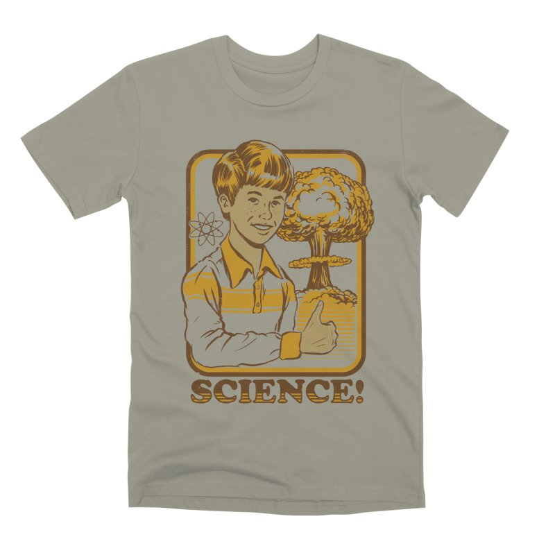 SCIENCE! Variant 2 Men's Premium T-Shirt by Steven Rhodes