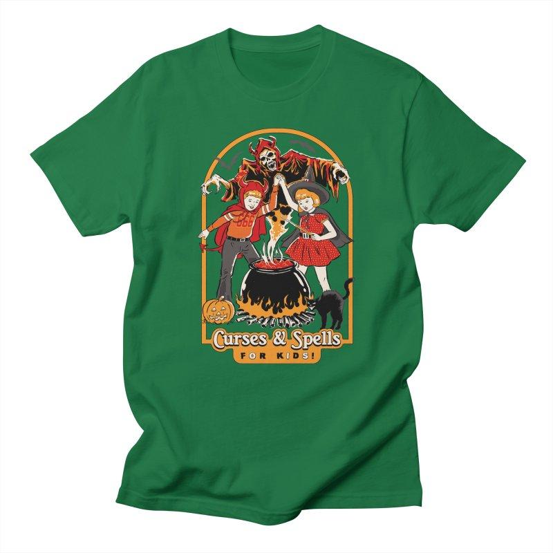 Curses & Spells Women's Regular Unisex T-Shirt by Steven Rhodes