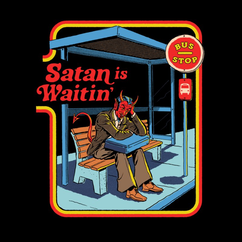Satan is Waitin' by Steven Rhodes