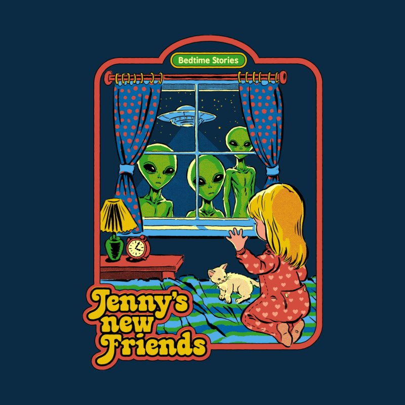 Jenny's New Friends by Steven Rhodes