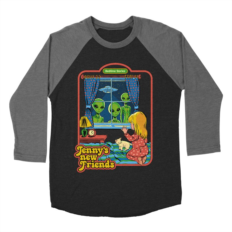 Jenny's New Friends Women's Longsleeve T-Shirt by Steven Rhodes