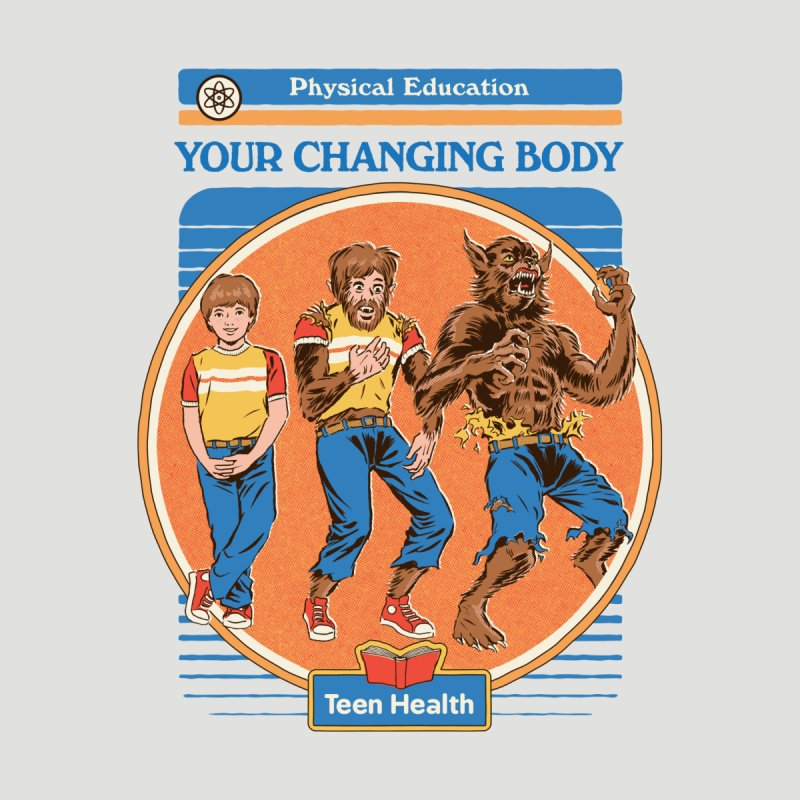 Your Changing Body by Steven Rhodes