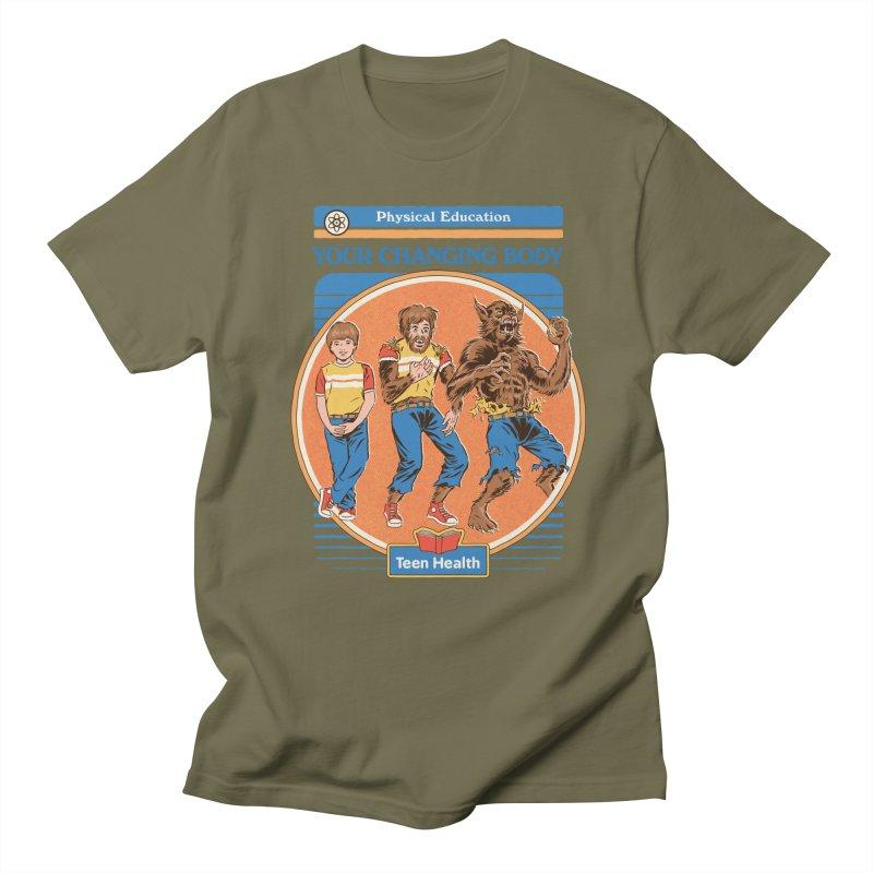 Your Changing Body Women's Regular Unisex T-Shirt by Steven Rhodes