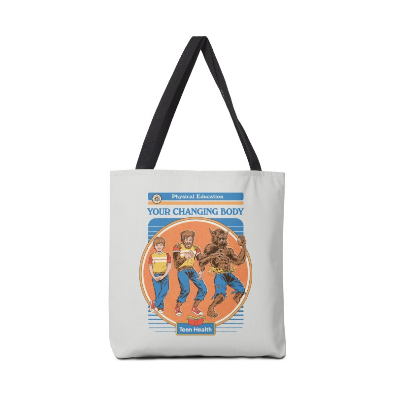 Your Changing Body Accessories Tote Bag Bag by Steven Rhodes