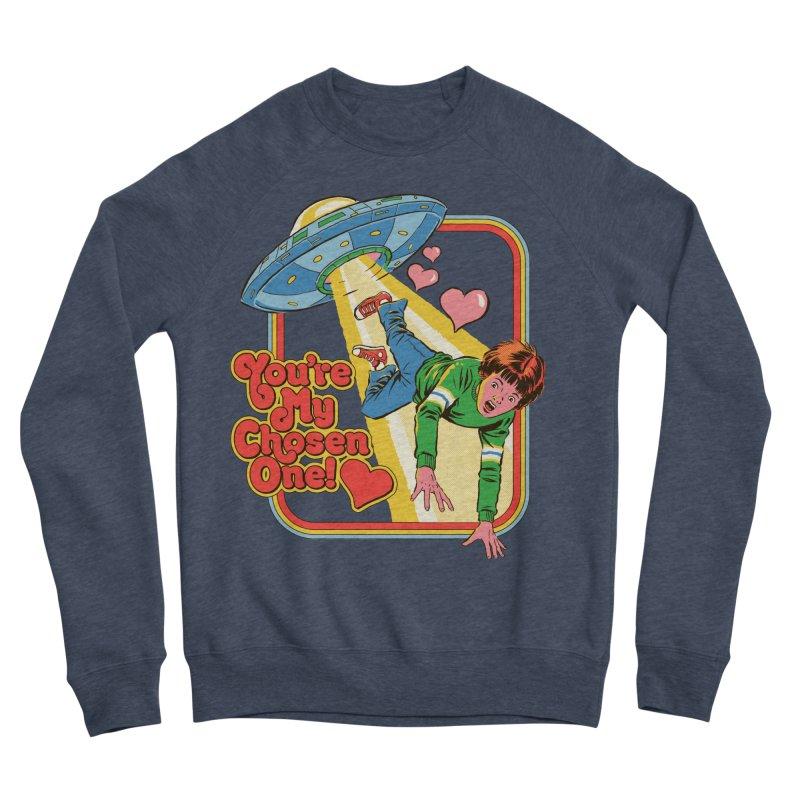 My Chosen One Women's Sponge Fleece Sweatshirt by Steven Rhodes