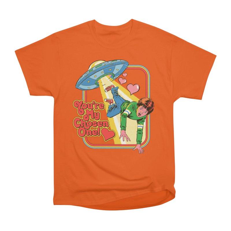 My Chosen One Men's Heavyweight T-Shirt by Steven Rhodes
