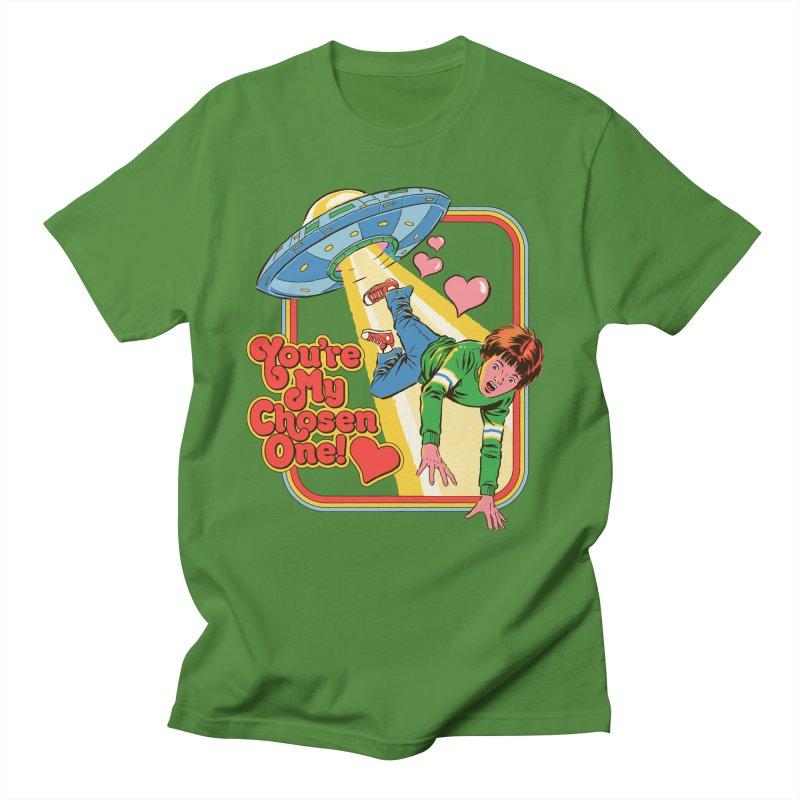 My Chosen One Women's Regular Unisex T-Shirt by Steven Rhodes