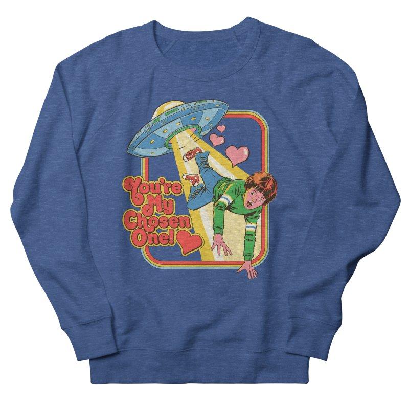 My Chosen One Men's French Terry Sweatshirt by Steven Rhodes