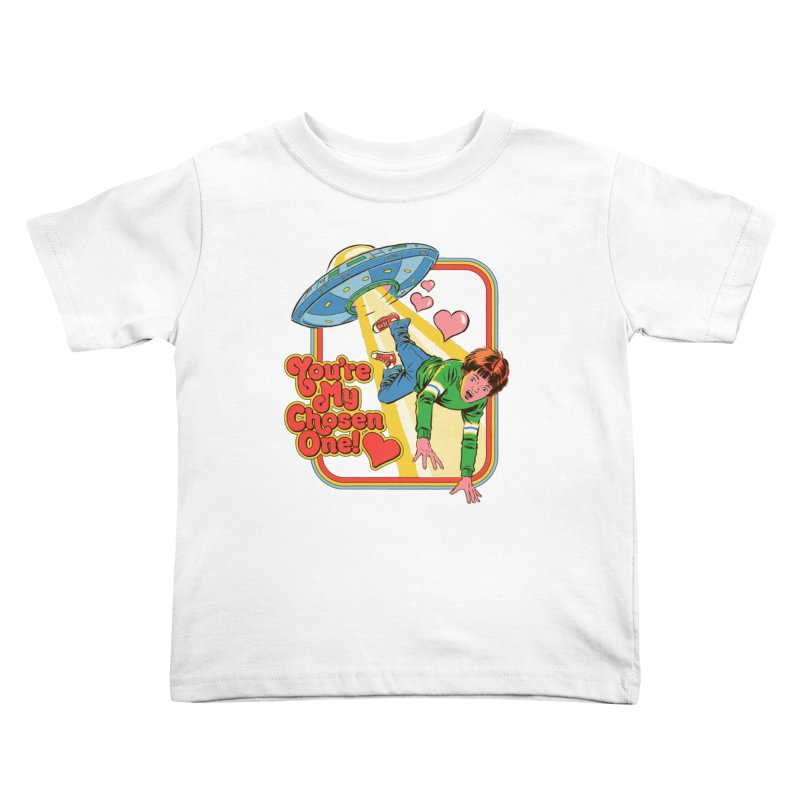 My Chosen One Kids Toddler T-Shirt by Steven Rhodes