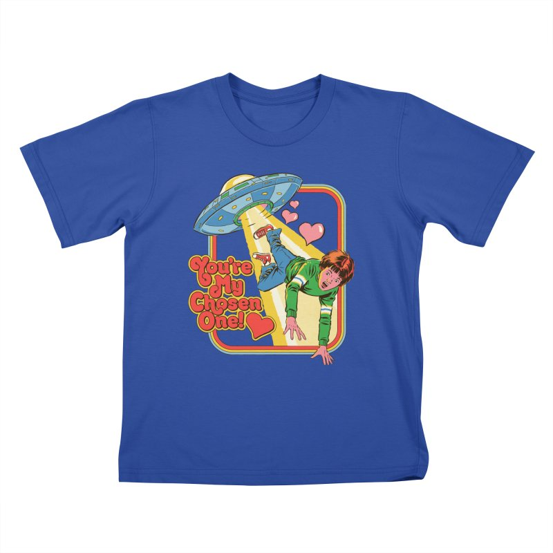 My Chosen One Kids T-Shirt by Steven Rhodes