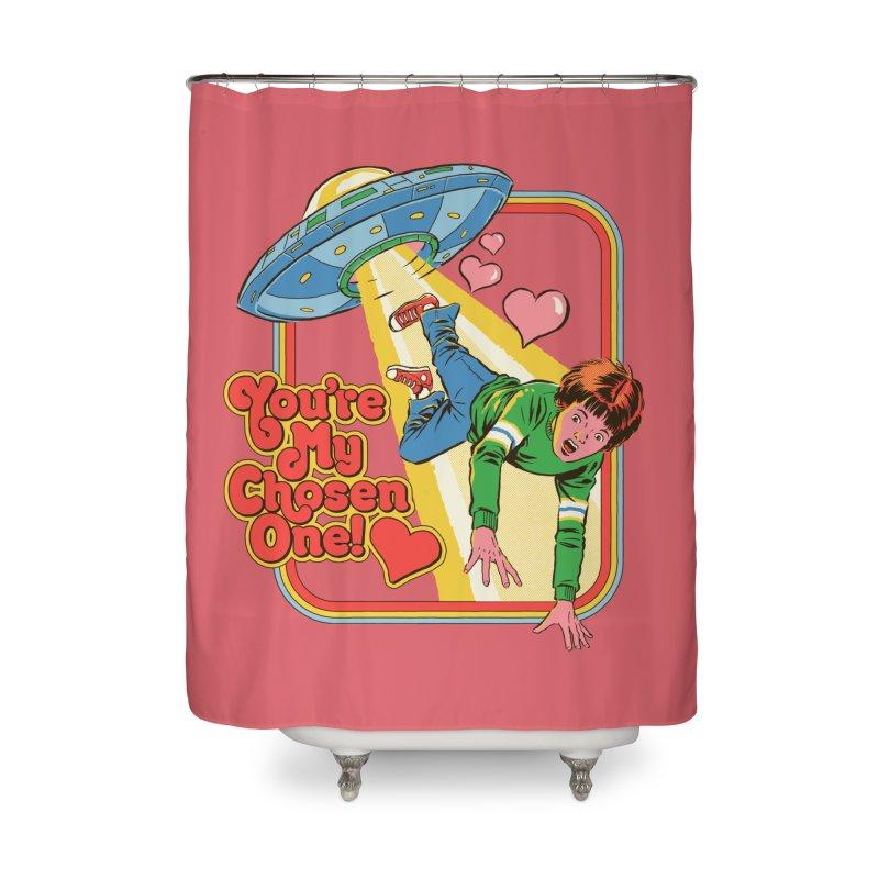 My Chosen One Home Shower Curtain by Steven Rhodes