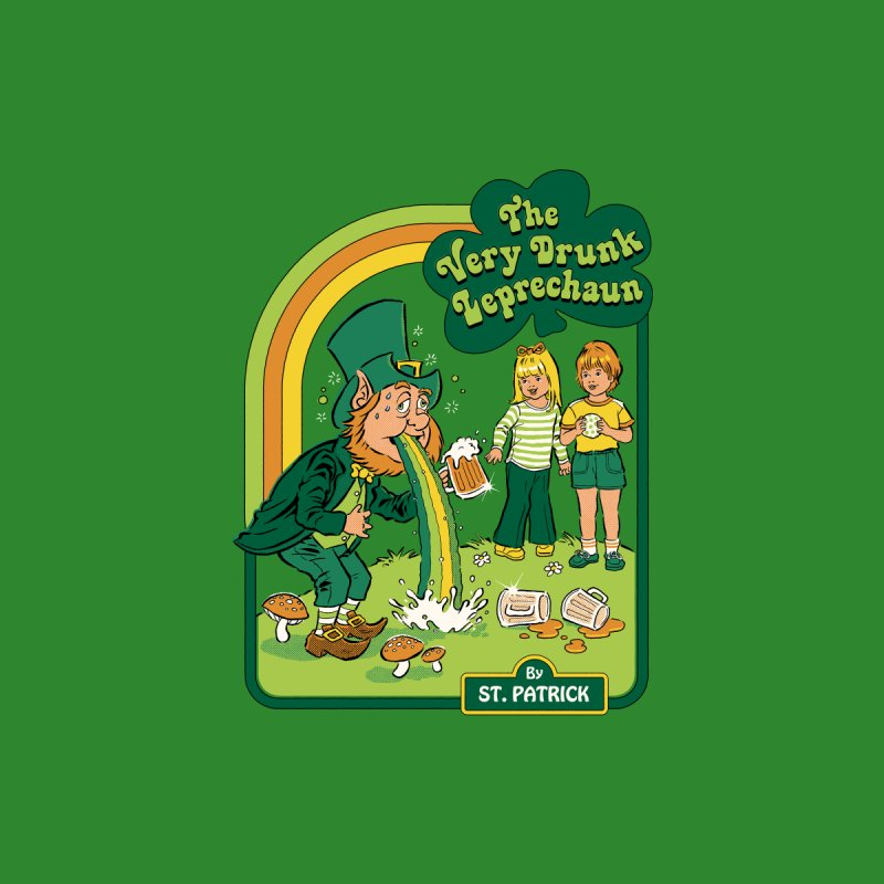 The Very Drunk Leprechaun by Steven Rhodes