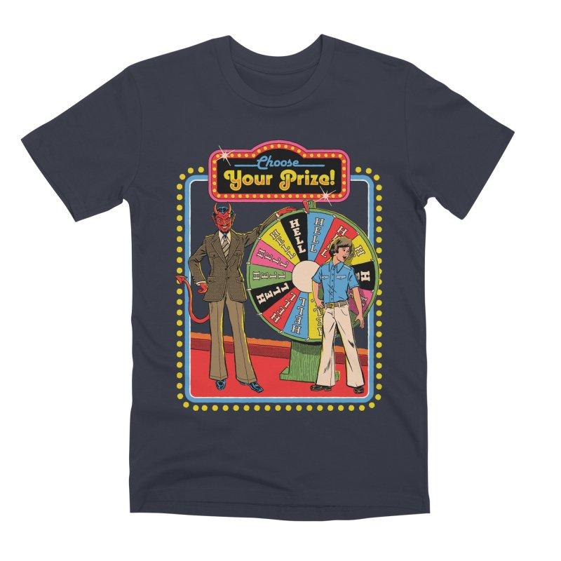 Choose Your Prize! Men's Premium T-Shirt by Steven Rhodes