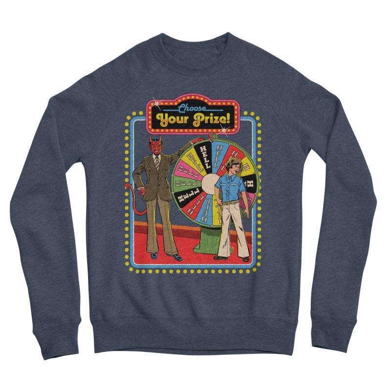 Choose Your Prize! Women's Sponge Fleece Sweatshirt by Steven Rhodes