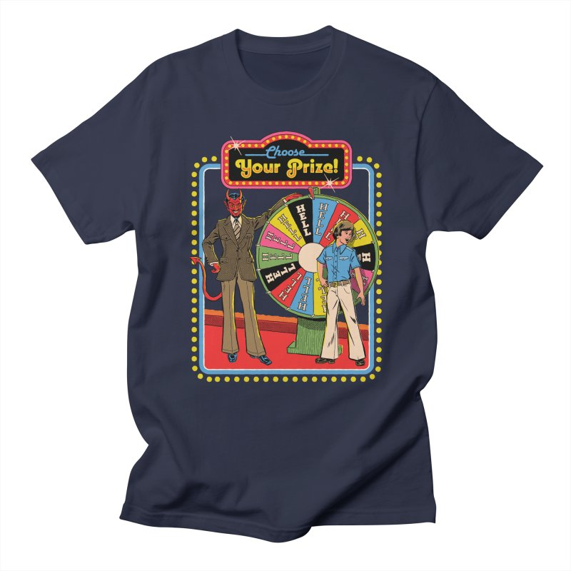 Choose Your Prize! Women's Regular Unisex T-Shirt by Steven Rhodes