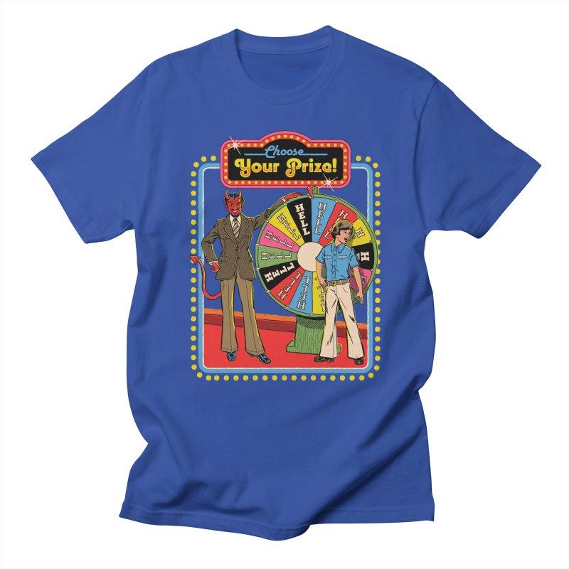 Choose Your Prize! Women's Regular Unisex T-Shirt by Steven Rhodes