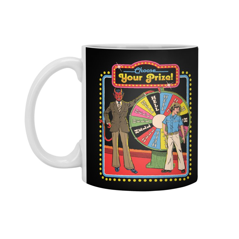Choose Your Prize! Accessories Standard Mug by Steven Rhodes