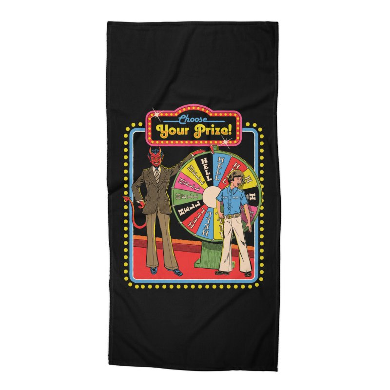 Choose Your Prize! Accessories Beach Towel by Steven Rhodes