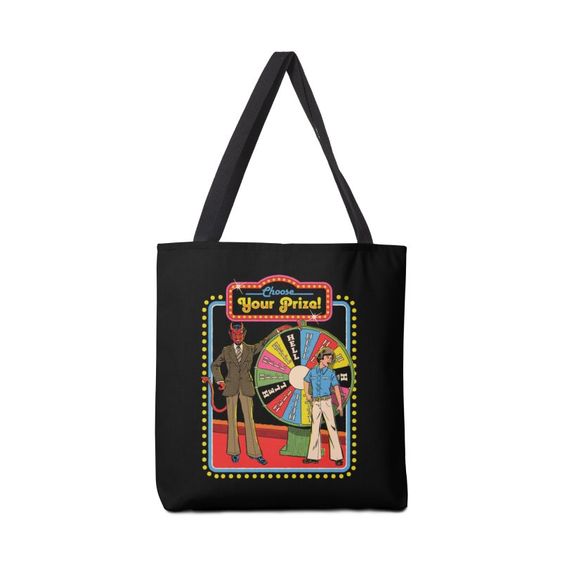 Choose Your Prize! Accessories Tote Bag Bag by Steven Rhodes