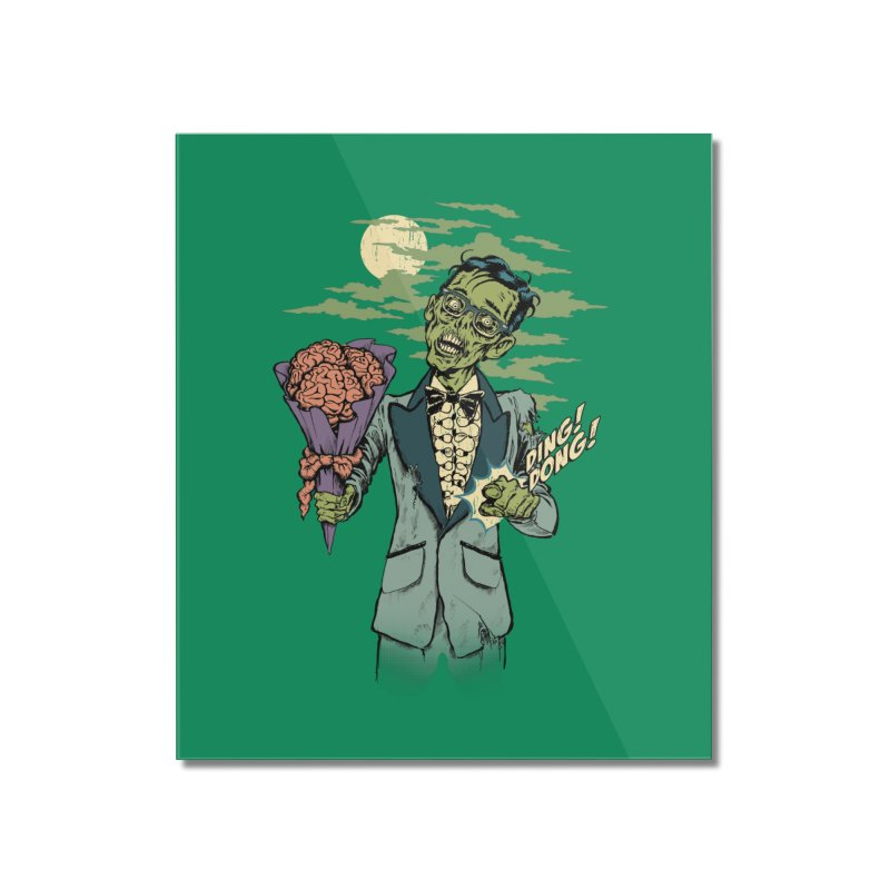 Date of the Dead Home Mounted Acrylic Print by Steven Rhodes