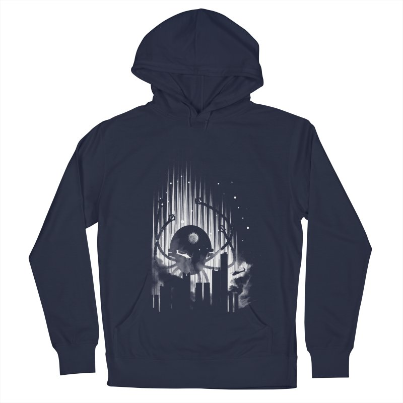 Invasion Women's Pullover Hoody by Steven Toang