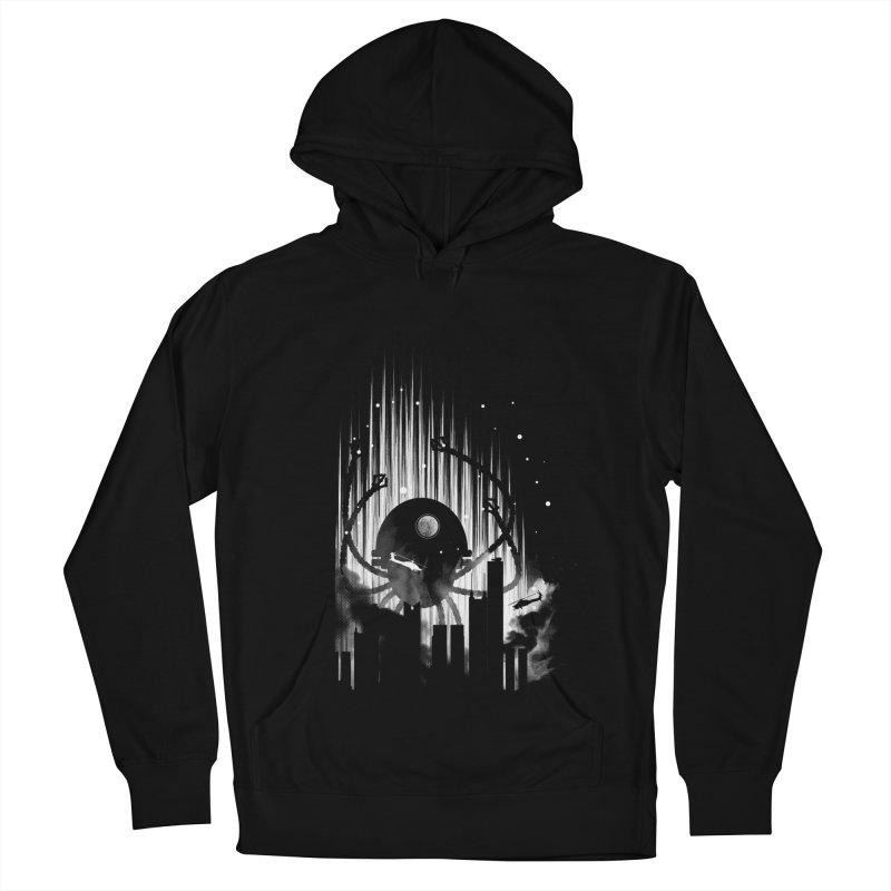 Invasion Men's Pullover Hoody by Steven Toang