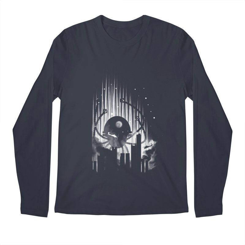 Invasion Men's Longsleeve T-Shirt by Steven Toang
