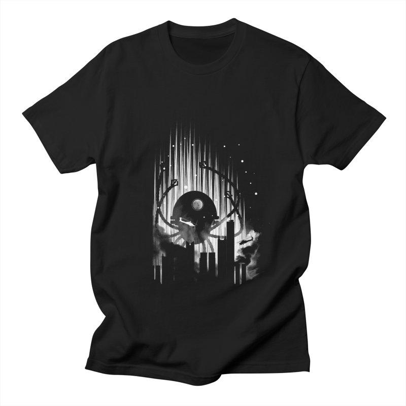 Invasion Men's T-shirt by Steven Toang