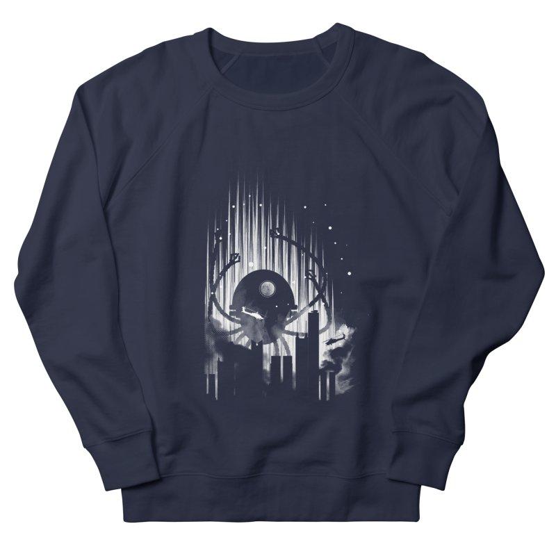 Invasion Men's Sweatshirt by Steven Toang