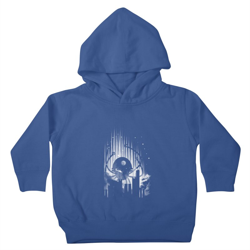 Invasion Kids Toddler Pullover Hoody by Steven Toang