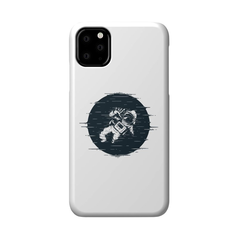 Glitch Space Accessories Phone Case by Steven Toang