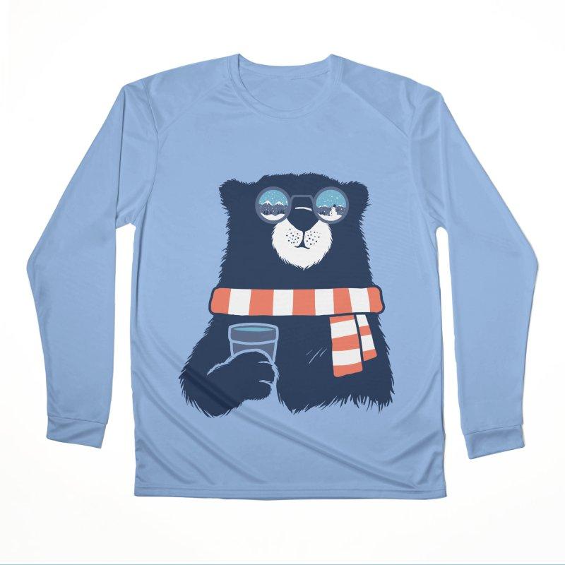 Winter Break Men's Longsleeve T-Shirt by Steven Toang