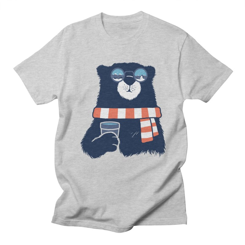 Winter Break Women's Regular Unisex T-Shirt by Steven Toang