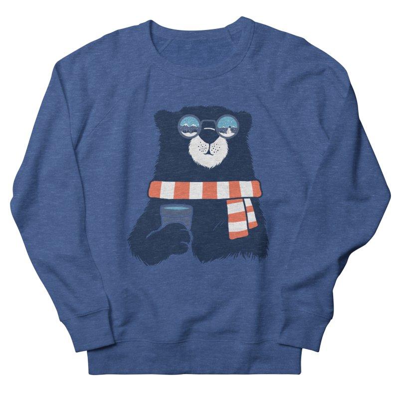 Winter Break Men's Sweatshirt by Steven Toang