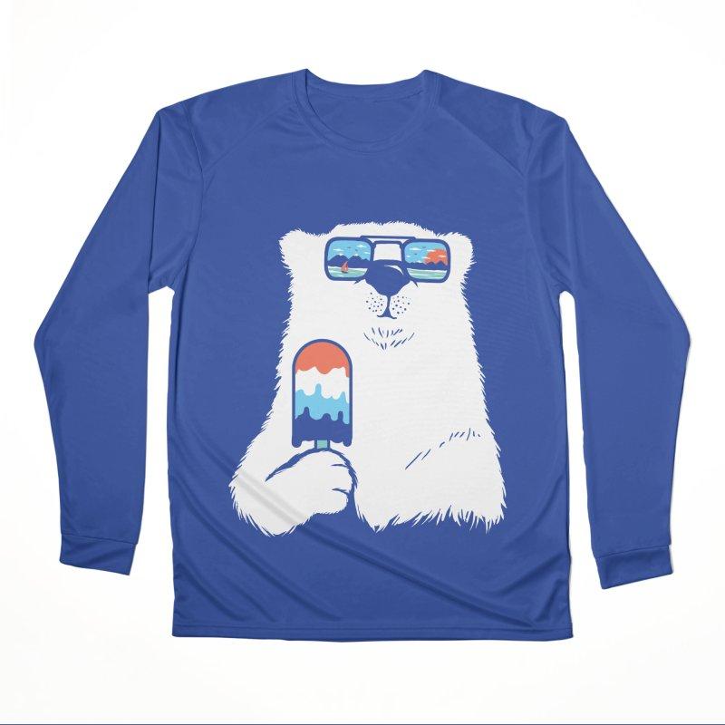 Summer Break Men's Performance Longsleeve T-Shirt by Steven Toang