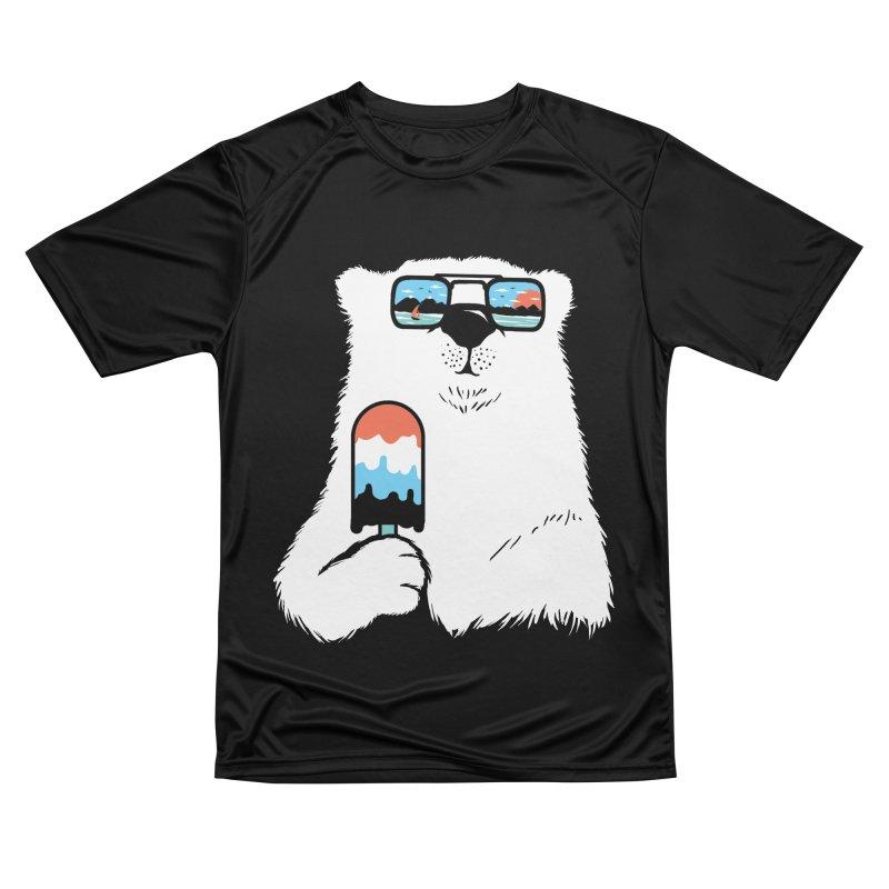 Summer Break Men's Performance T-Shirt by Steven Toang