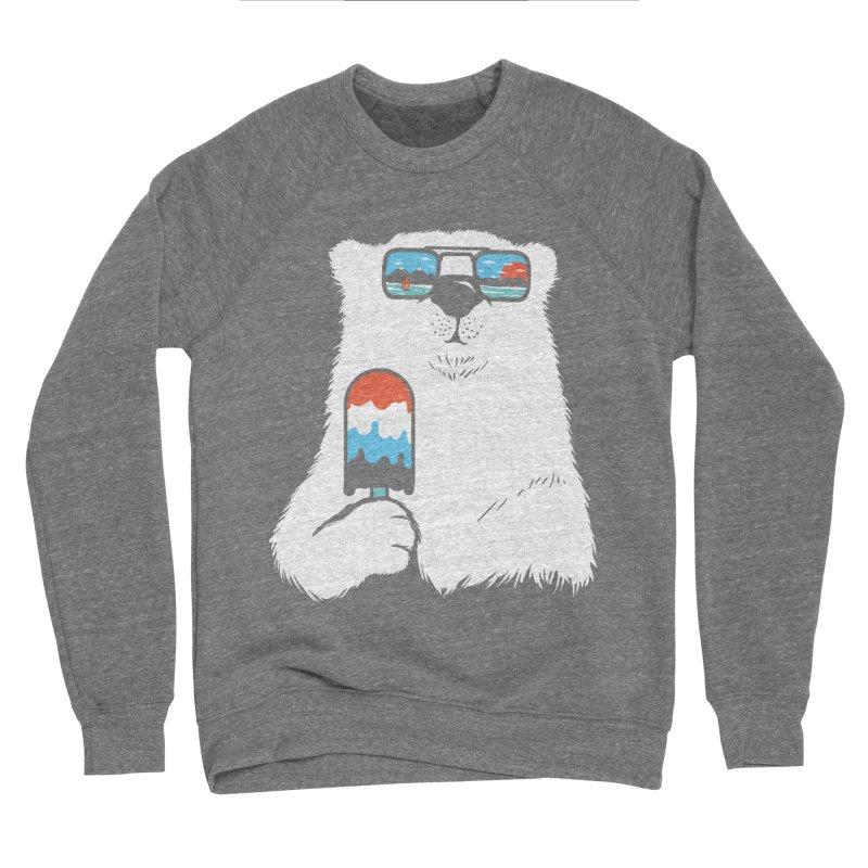 Summer Break Men's Sweatshirt by Steven Toang