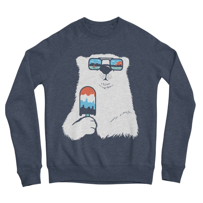 Summer Break Men's Sweatshirt by Steven Toang