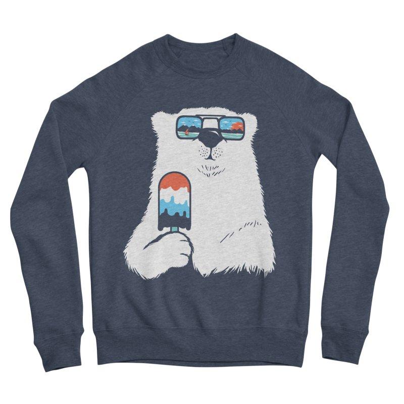Summer Break Women's Sponge Fleece Sweatshirt by Steven Toang