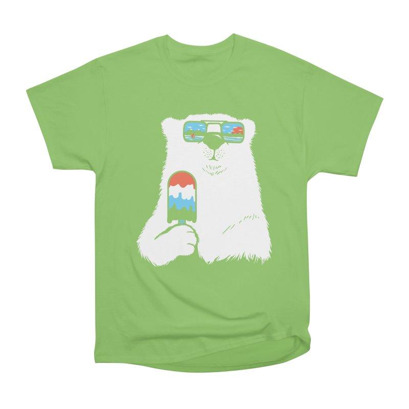 Summer Break Women's Heavyweight Unisex T-Shirt by Steven Toang