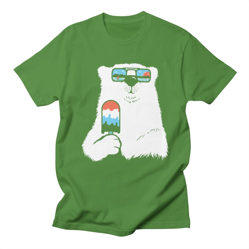 Summer Break Women's Regular Unisex T-Shirt by Steven Toang