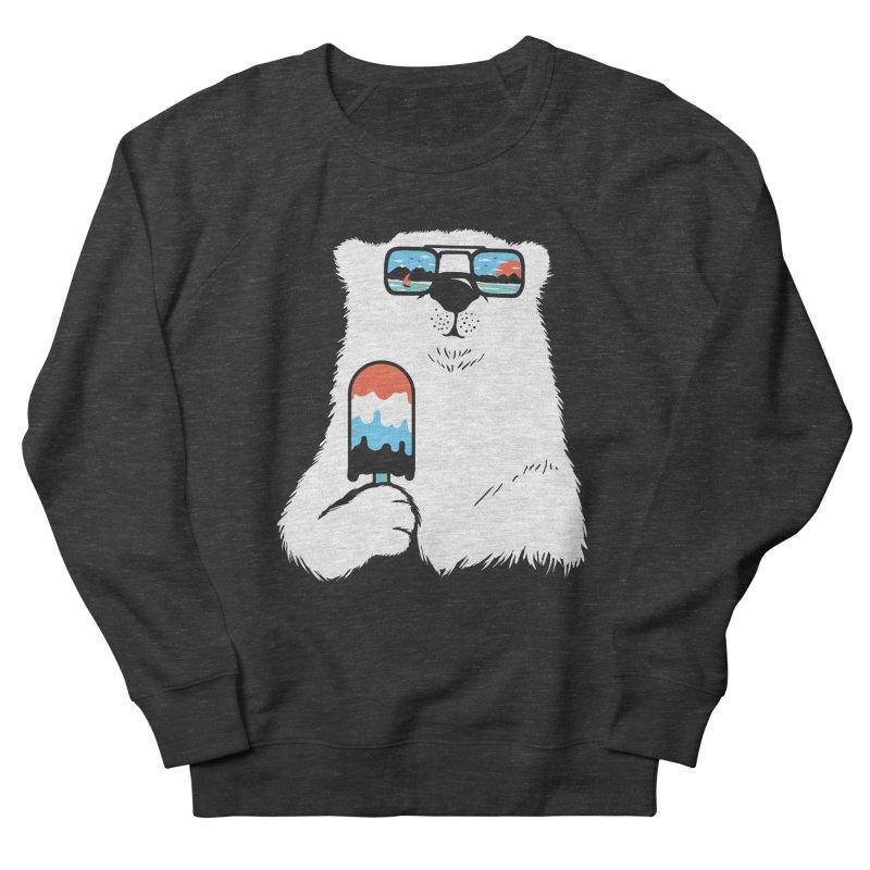 Summer Break Women's French Terry Sweatshirt by Steven Toang