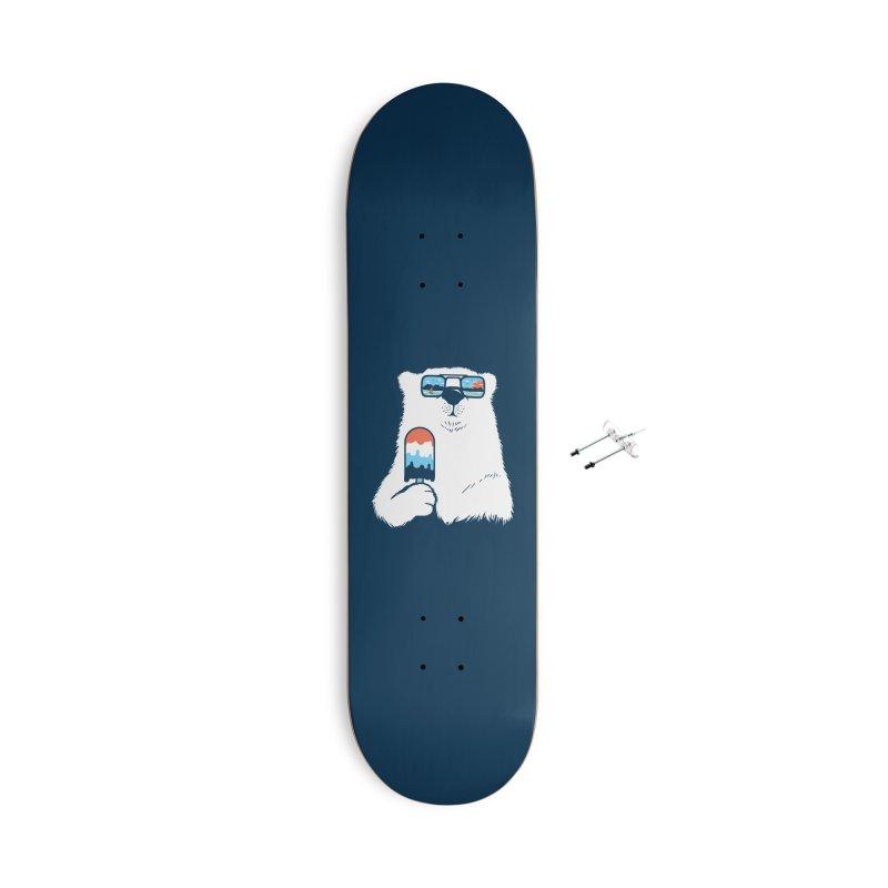 Summer Break Accessories Skateboard by Steven Toang